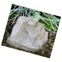 Backyard Nature Products Granite Rock Bubbler