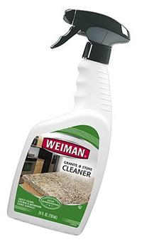 Weiman Granite Cleaner and Polish - 24 Ounce - For Granite