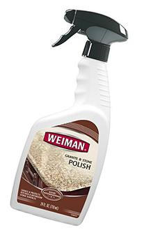 Weiman Granite Stone Polish - 24 Ounce - Streak-Free, pH