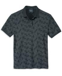 Armani Jeans Men's Graphic-Print Logo Polo