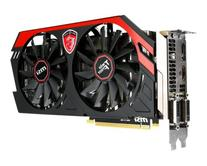 MSI Graphics Card GTX 780Ti GAMING 3G