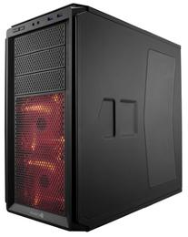 Corsair Graphite Series 230T Black with Window Compact Mid-