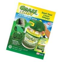Grass shot, The ultimate Hydro-Seeding System