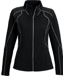 North End Gravity Womens Performance Fleece Jacket