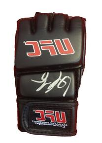 "Gray ""The Bully"" Maynard Signed UFC Training Fight Glove W/"