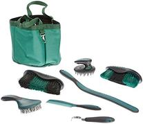 Tough 1 Great Grip Grooming Package , Green
