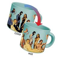 Great Nudes Heat Changing Coffee Mug - Add Hot Liquid and
