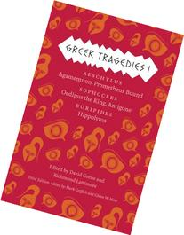 Greek Tragedies 1 : Aeschylus: Agamemnon, Prometheus Bound;