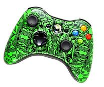 GREEN PACK A PUNCH 5000+ Modded Xbox 360 Controller, Works