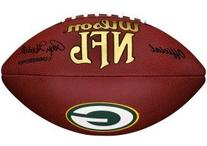 Green Bay Packers Logo Official Football