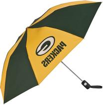 Green Bay Packers NFL Automatic Folding Umbrella