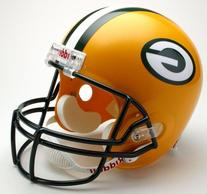 Green Bay Packers Riddell Full Size Deluxe Replica Football