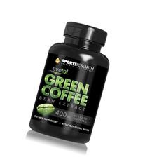 Green Coffee Bean Extract 400 Mg with Clinically-proven