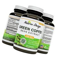 Pure Green Coffee Bean Extract - Standardized to 50%