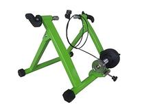 Green Magnet Steel Bike Bicycle Indoor Exercise Trainer