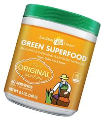 Amazing Grass Green SuperFood Original, 30 Servings, 8.5
