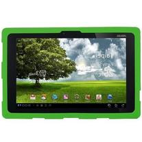 MarchMore Green TF101 Silicone Skin Cover Case for Asus Eee