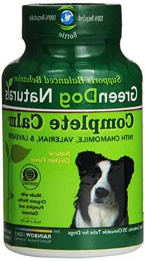 GreenDog Naturals, Complete Calm Chewable, 30 Chewable