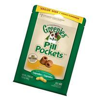Greenies Pill Pocket Treats Chicken Flavor Capsule  - Value