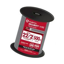 Southwire 500' Grey 22 Gauge 2 Wire Security Wire