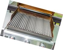 GrillGrate Replacement Grate Set Custom-Sized for Weber