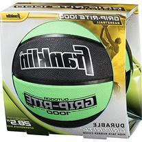 "Franklin Sports 28.5"" Grip-Rite Rubber Basketball"