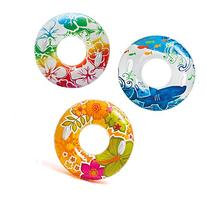Intex Groovy Color Inflatable Tropical Flower Transparent