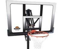 Lifetime 71281 In Ground Power Lift Basketball System, 52