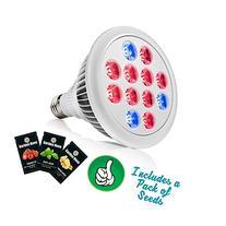 Garden Nova LED Grow Light Bulb for Indoor Plants - Best