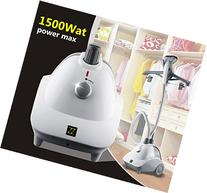 GS121 High-Powered Standing Garment Steamer with Removable