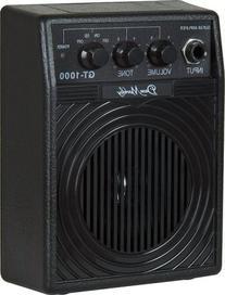 Dean Markley GT1000 D Markley Micro Amp Bk