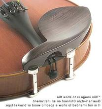 Guarneri All-Size Viola Chinrest - Rosewood with Gold-Plated