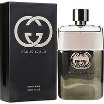 GUCCI GUILTY POUR HOMME by Gucci EDT SPRAY 3 OZ for MEN