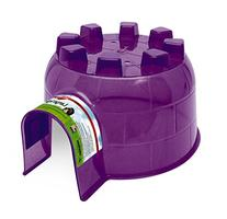 Kaytee Small Animal Igloo Hideaway, Mini, Colors Vary