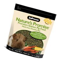 Zupreem Guinea Pig Pellets 5lb