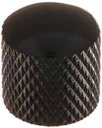 4pcs Guitar Dome Control Knobs Black for Fender Tele
