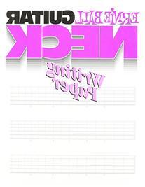 Ernie Ball Guitar Neck Paper