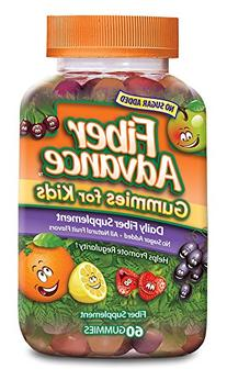 FiberAdvance for Kids Gummies, 60 Count