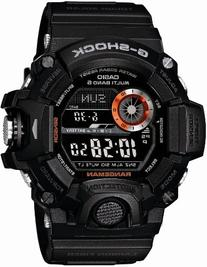 Casio Men's GW-9400BJ-1JF G-Shock Master of G Rangeman