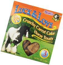 F.M. Brown's Gypsy Gold Luck and Love Horse Treats, 3-Pound