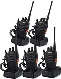 Retevis H-777 Super Quality Walkie Talkie UHF 400-470MHz 5W