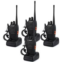 Retevis H-777 Two Way Radio UHF Scan Easy to Operate 2 Way
