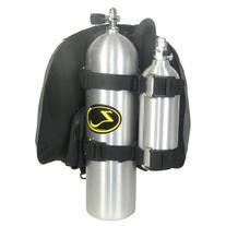 Zeagle H. D. Pony Bottle Heavy Duty Kit Twin Straps 8029HD