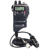 40 Channel Handheld Cb Radio And 12-Volt Antenna Adapter-