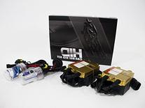 Race Sport H13-3-6K-G4-CANBUS G4 HID Dual Beam Conversion