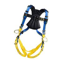 Werner H162002 Blue Armor 2000 Climbing/Positioning Harness