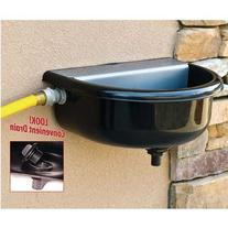 H2O Animal Hydration Tough Guy Automatic Waterer with Drain