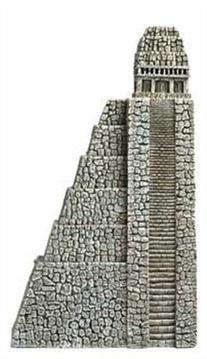 Hydor H2Show Lost Civilization - Left Aztec Pyramid