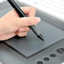 """Huion H610 10""""x6""""USB Pro Art Graphics Drawing Pad With Touch"""