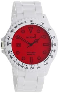 Freelook Men's HA1439-9B Sea Diver London Fog Red Dial Watch